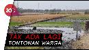Semburan Air Campur Pasir di Ngawi Akhirnya Berhenti
