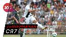 Gol Perdana Ronaldo di Juventus
