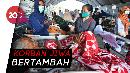 Korban Tewas Gempa Lombok Jadi 436 Orang