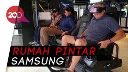 Main-main ke Taman Digital Samsung 837 yang Super Canggih!
