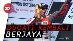 MotoGP Austria Milik Lorenzo