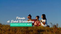 Piknik di Bukit Hijau nan Indah