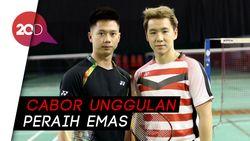 Ambisi Kevin-Marcus Sabet Emas Bulu Tangkis di Asian Games