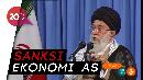 Khamenei Tolak Berdialog dengan Trump