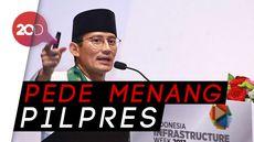 Sandi: Di Bawah Prabowo, Kita Perbaiki Arah Kebijakan Jokowi