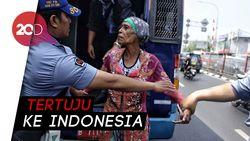 Demi Lanskap Indah Asian Games 2018, Jakarta Steril PMKS