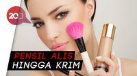 Wah, Sejumlah Produk Makeup Terkenal Diamankan BPOM!