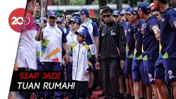Api Obor Asian Games 2018 Tiba, Jakarta Siap!