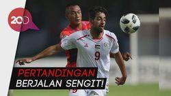 Indonesia Kalah 1-2 dari Palestina