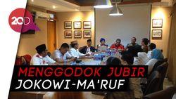 Menggodok Jubir Jokowi-Maruf