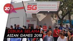 Merasakan Canggihnya Teknologi 5G di Telkomsel 5G Experience Center