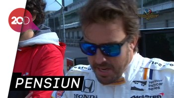 Tahun Terakhir Fernando Alonso di F1