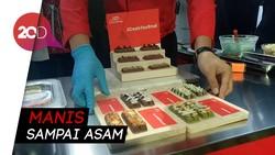 Tips Membuat Kreasi Cokelat Bercita Rasa Unik