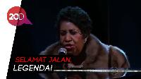 Aretha Franklin Meninggal Dunia di Usia 76