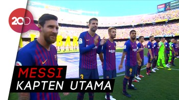 Barcelona Perkenalkan Skuat Musim Depan