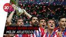 Diego Costa Menggila, Atletico Juara