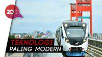 Kemenhub Klaim LRT Palembang Sudah Pakai Teknologi Terkini