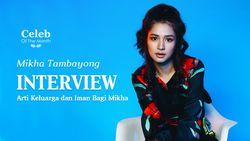 Arti Iman dan Keluarga Bagi Mikha Tambayong