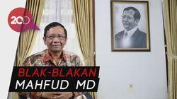 Mahfud Sebut Maruf Suruh NU Ancam Jokowi, PBNU: Itu Guyon