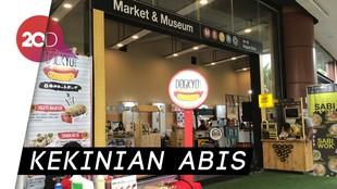 Market dan Museum Satukan Kuliner dan Produk Fashion Lokal