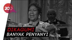 Mengenang Lagi Lagu-lagu Aretha Franklin