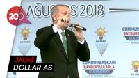 Panas dengan AS, Turki Dekati Rusia