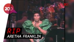 Para Tokoh Ternama Berduka atas Kepergian Aretha Franklin