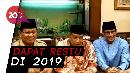 Prabowo Dapat Kartu Anggota NU, Jadi Kader NU Nih?