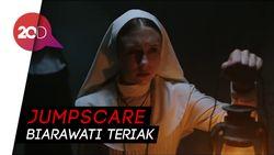Terlalu Mengerikan, Iklan Film The Nun Ditarik dari YouTube
