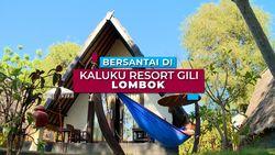 Bersantai di Penginapan yang nyaman di Lombok