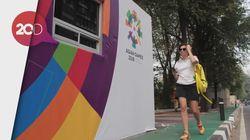 Doa untuk Asian Games Terselip di Upacara Kemerdekaan