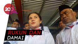 Marsha Aruan Ingin Agar Indonesia Rukun dan Damai