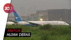 Pesawat Maskapai China Tergelincir di Filipina