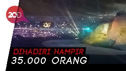 Indahnya Tari Saman di Pembukaan Asian Games 2018