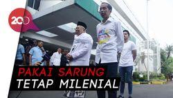 Menanti Kubu Jokowi Milenialkan Maruf Amin