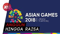 Sederet Musisi Siap Meriahkan Opening Ceremony Asian Games