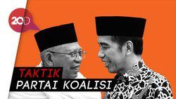 Strategi Total Football untuk Kemenangan Jokowi