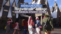 Keren! Desa Hogsmeade-nya Harry Potter Ada di Universal Studio Japan.