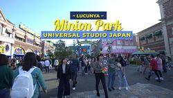Ada Dunia Minion di Universal Studio Japan