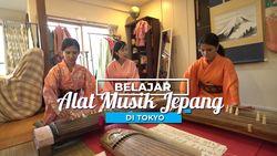 Asyiknya Belajar Koto, Alat Musik Jepang.