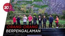 Ini 7 Superhero di Balik Suksesnya Pembukaan Asian Games 2018