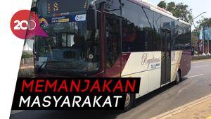 Ada Bus Pengantar Keliling GBK Selama Asian Games