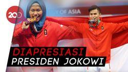 Defia Persembahkan Emas Pertama Indonesia, Edgar Raih Perak