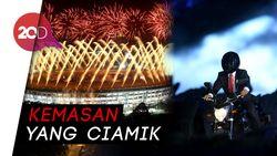 Komentar Opening Asian Games hingga Jokowi Naik Moge