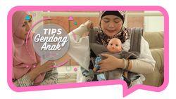 Bahaya di Balik Gendongan Bayi