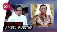 Mahfud Tolak Jadi Ketua Timses Jokowi, PKB: Yang Nawarin Siapa?