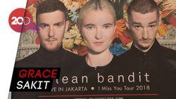 Clean Bandit Konser di Jakarta Tanpa Grace Chatto