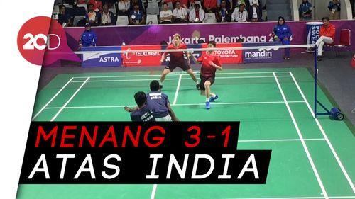 Congrats! Rombongan Kevin/Marcus Melaju ke Semifinal