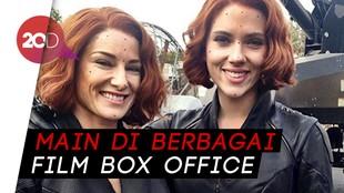 Deretan Stuntwoman Cantik yang Lakukan Aksi Berbahaya
