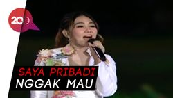 Ini Alasan Via Vallen Lipsync Saat Opening Ceremony Asian Games 2018